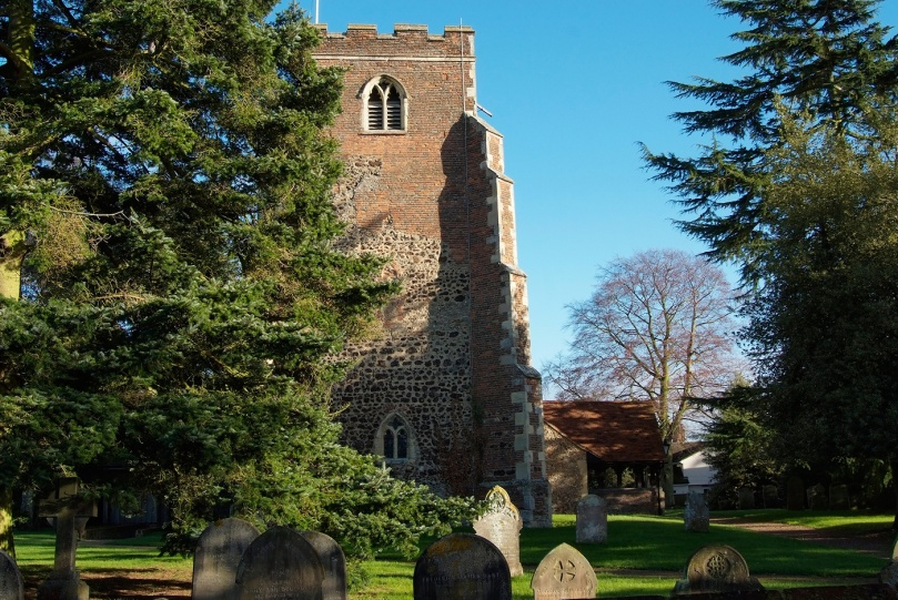 St. Peter's Church, Boxted