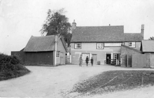 The Cross Inn 1922