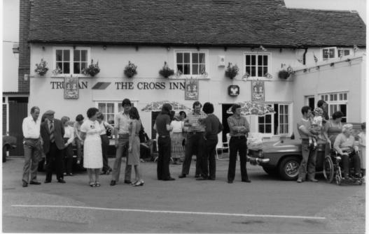 The Cross Inn 1986