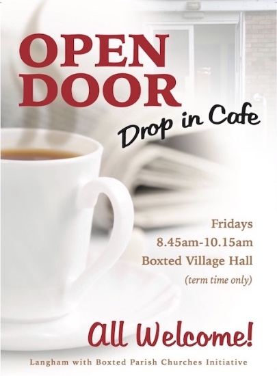 Open Door drop in cafe