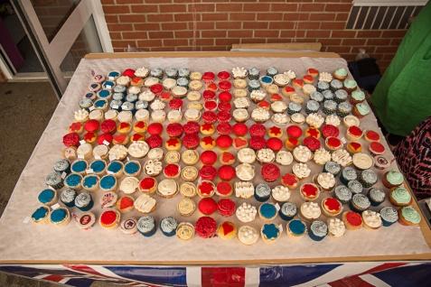 Cupcake Flag