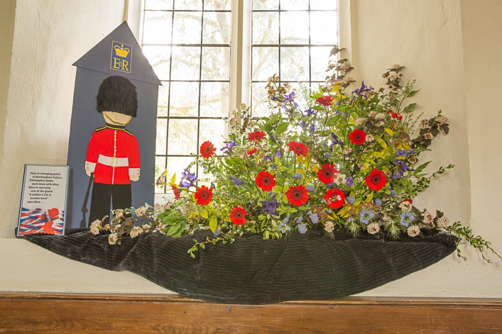 19 - Changing the Guard - Boxted Methodist Church