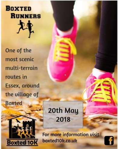 boxted running club